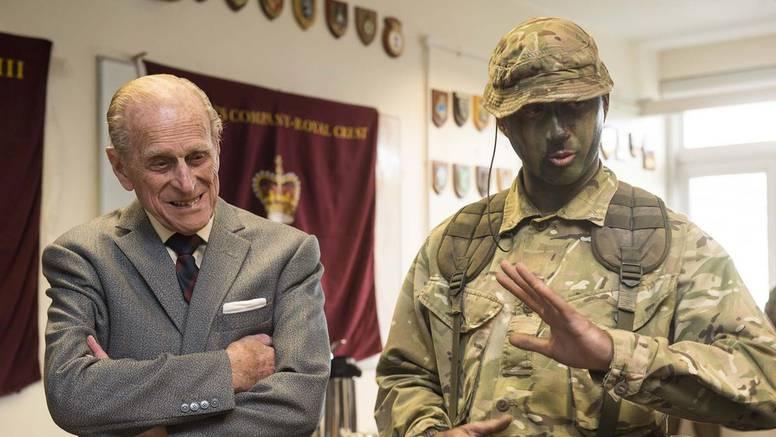 Princ Phillip htio je poslati mornaricu da istjera neman