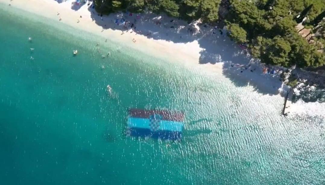 Pod morem u Gradcu razvili su najveću zastavu na svijetu...