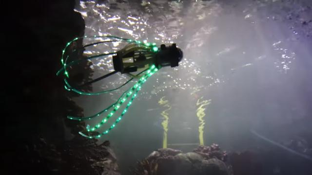 Robot u obliku meduze mogao bi spašavati koraljne grebene
