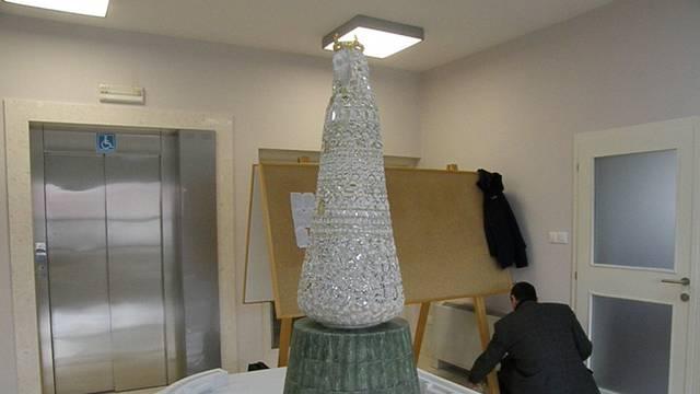 Visok 17 metara: Kip Gospe koja svjetli stiže u Primošten