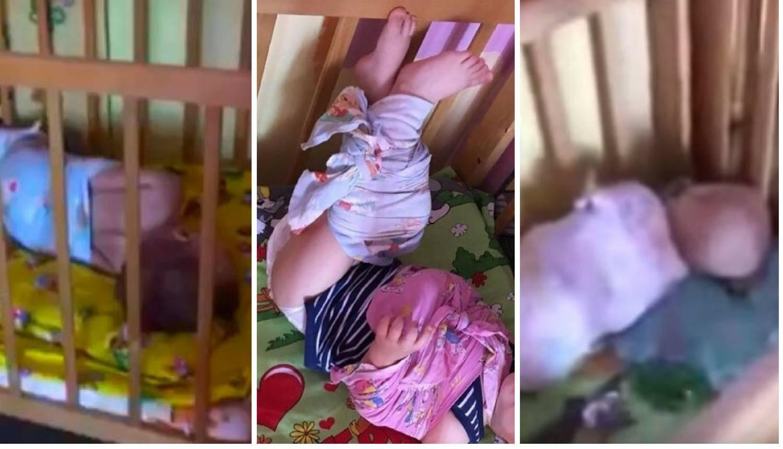 'Vrtić iz pakla': Djeca zavezana u krevetićima, roditelji u šoku!