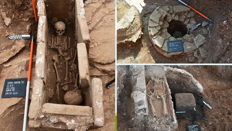 Veliko otkriće u Puli: Arheolozi pronašli jedinstvene grobove i olovni sarkofag iz doba antike