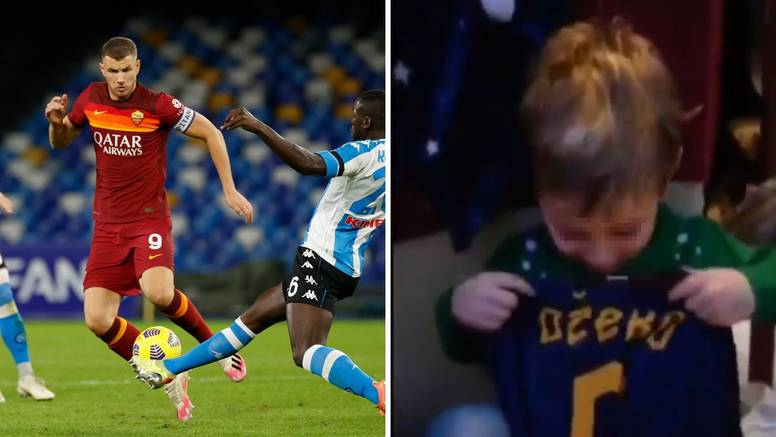 Dječak dobio za poklon Džekin dres pa zaplakao od sreće...
