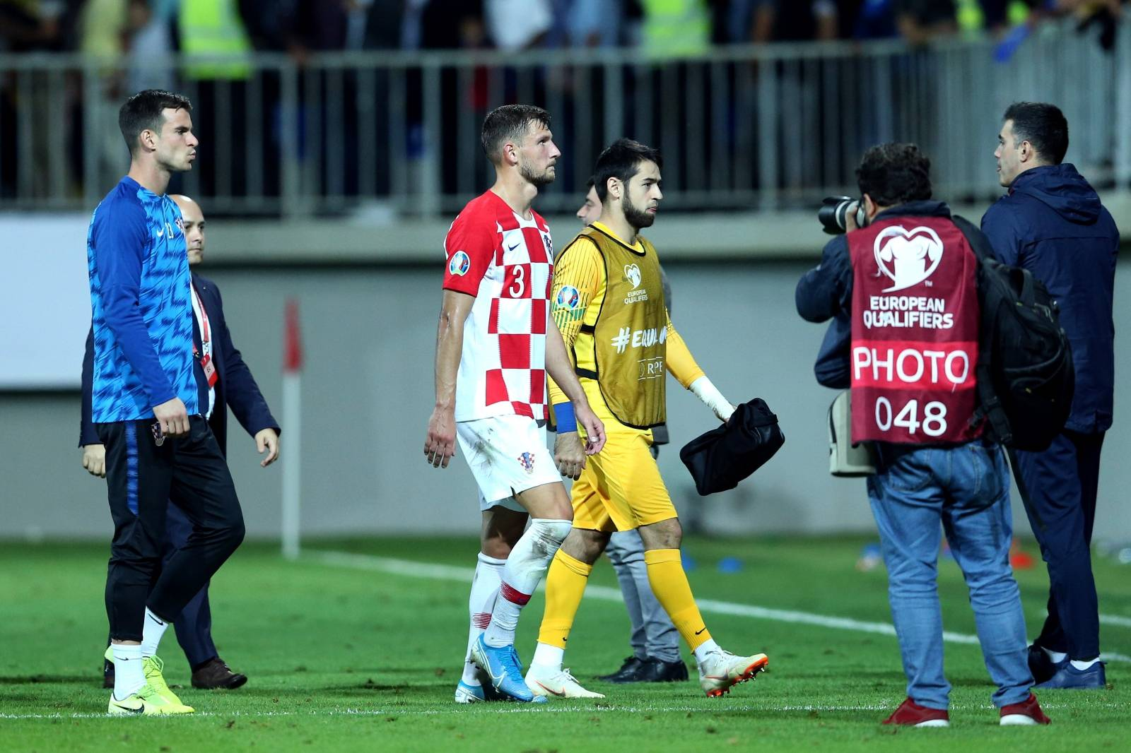 Azerbajdžan i Hrvatska susreli se u 5. kolu kvalifikacija za Europsko prvenstvo
