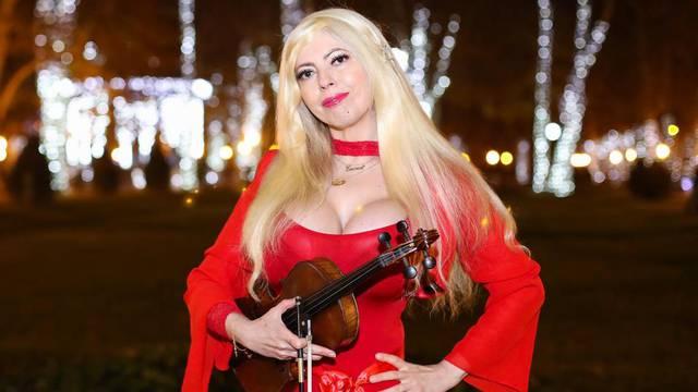 Violinistica Bianca: Ozlijedila sam grudi i sad ne mogu svirati