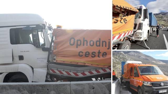 Kamionom 'pokosio' radnike Županijskih cesta, jedan mrtav