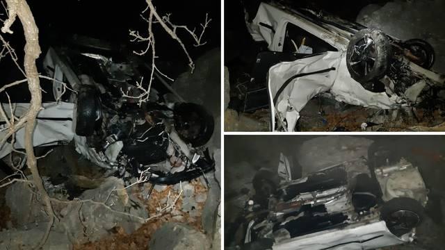 Auto u kojem su umrli mladići je potpuno smrskan. Otac jednog od njih: 'Bio je sin za poželjeti!'