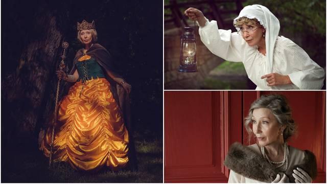 Njen život je doslovno fantazija: Marina (58) šije i nosi kostime fiktivnih likova iz prošlosti