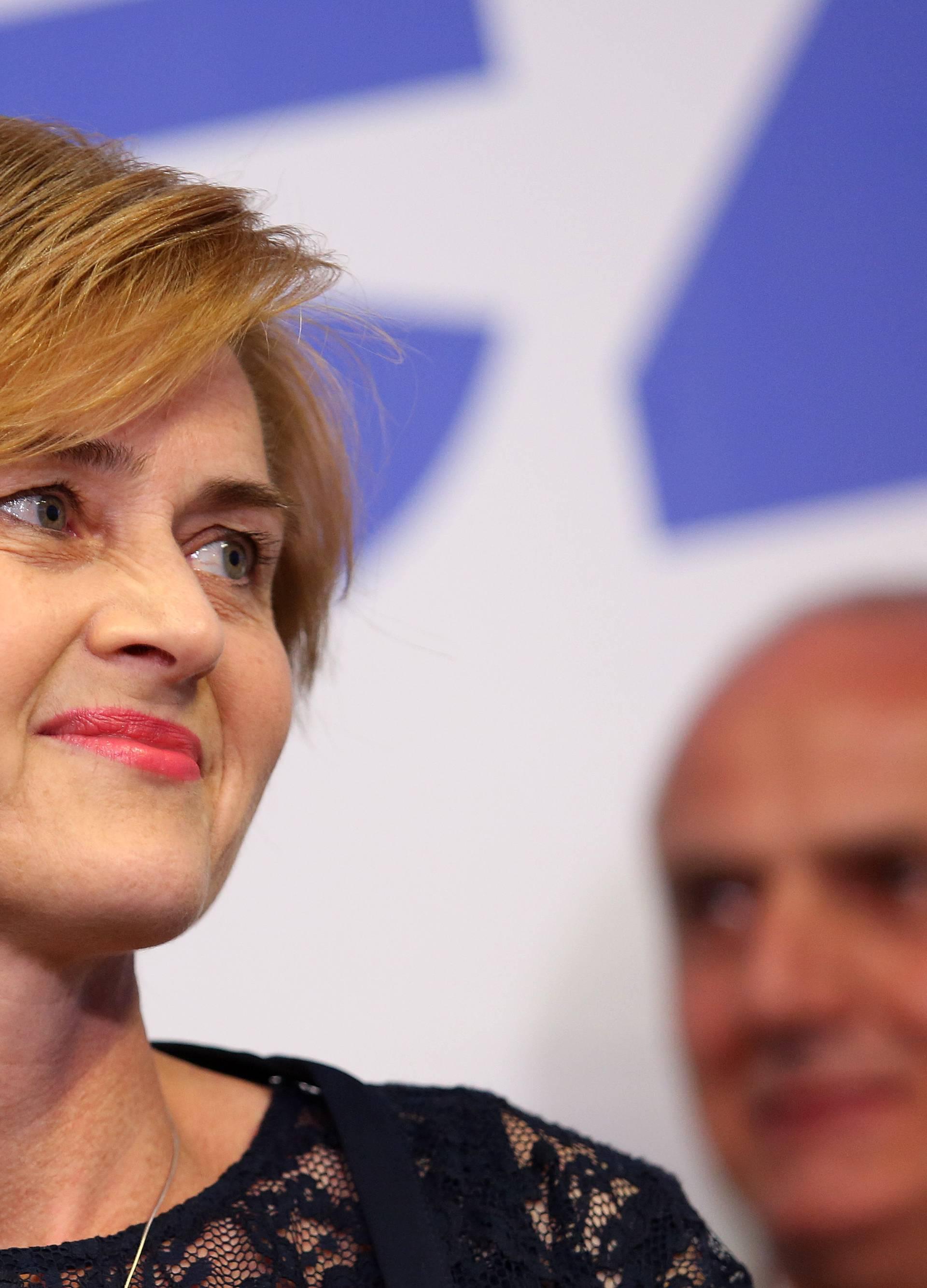 Lista Sandre Švaljek: Bit ćemo jaka opozicija Milanu Bandiću