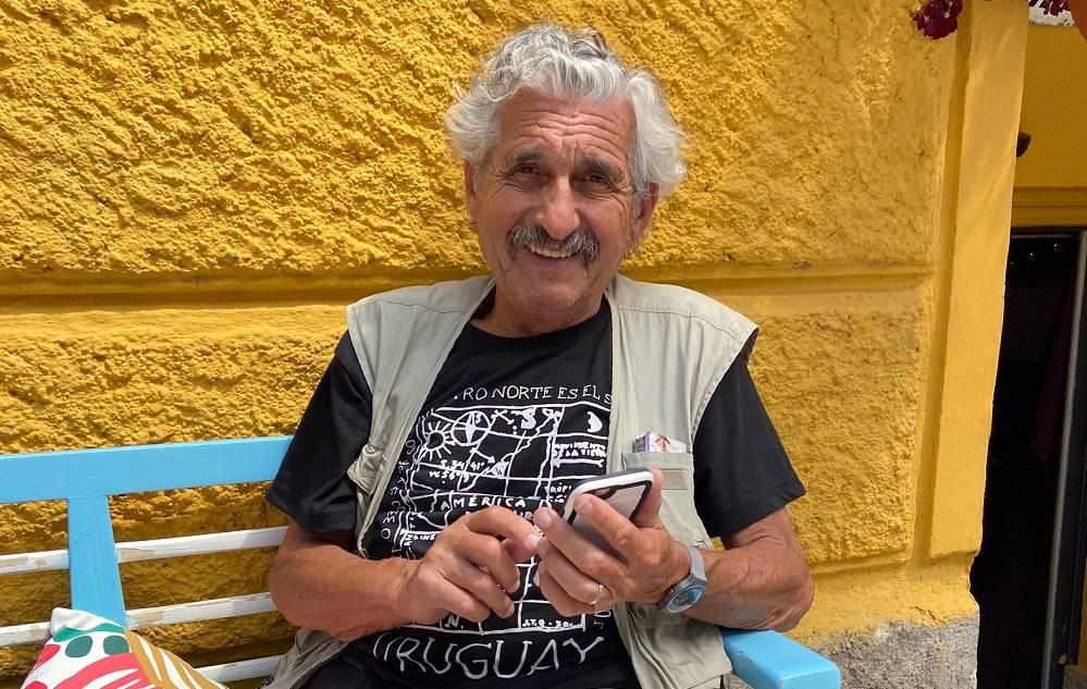 Otokar Levaj: 'Nakon 36 godina imam brkove, tu su zbog uloge'