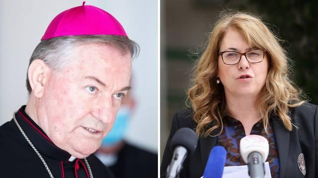 Karin traži odgodu pričesti i krizmi, nadbiskup nije sretan: 'To je nezgodno, dolazi ljeto...'