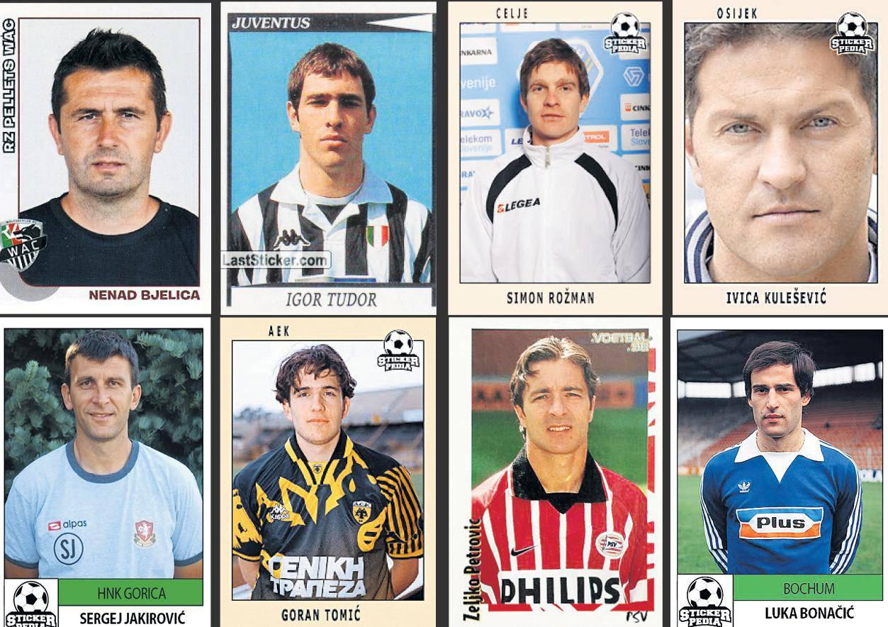 HNL treneri učili uz Zidanea, Zlatana, Del Piera, Klosea...