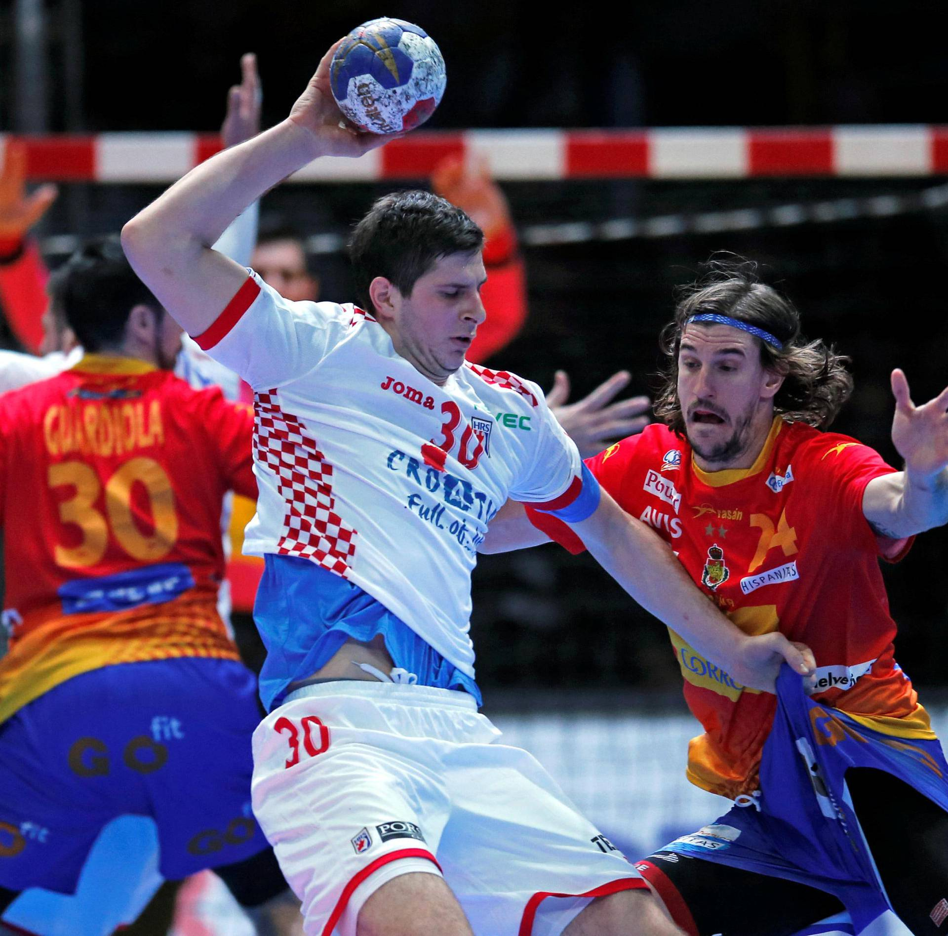 Men's Handball -  Spain v Croatia - 2017 Men's World Championship Quarter-Finals