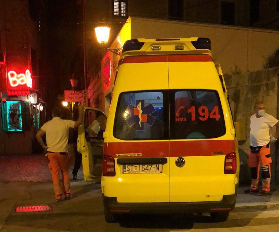 Tučnjava u centru Splita: Potukli se stranci, dva Britanca u bolnici