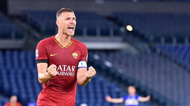 ITA, Serie A, AS Roma vs Sampdoria Genoa
