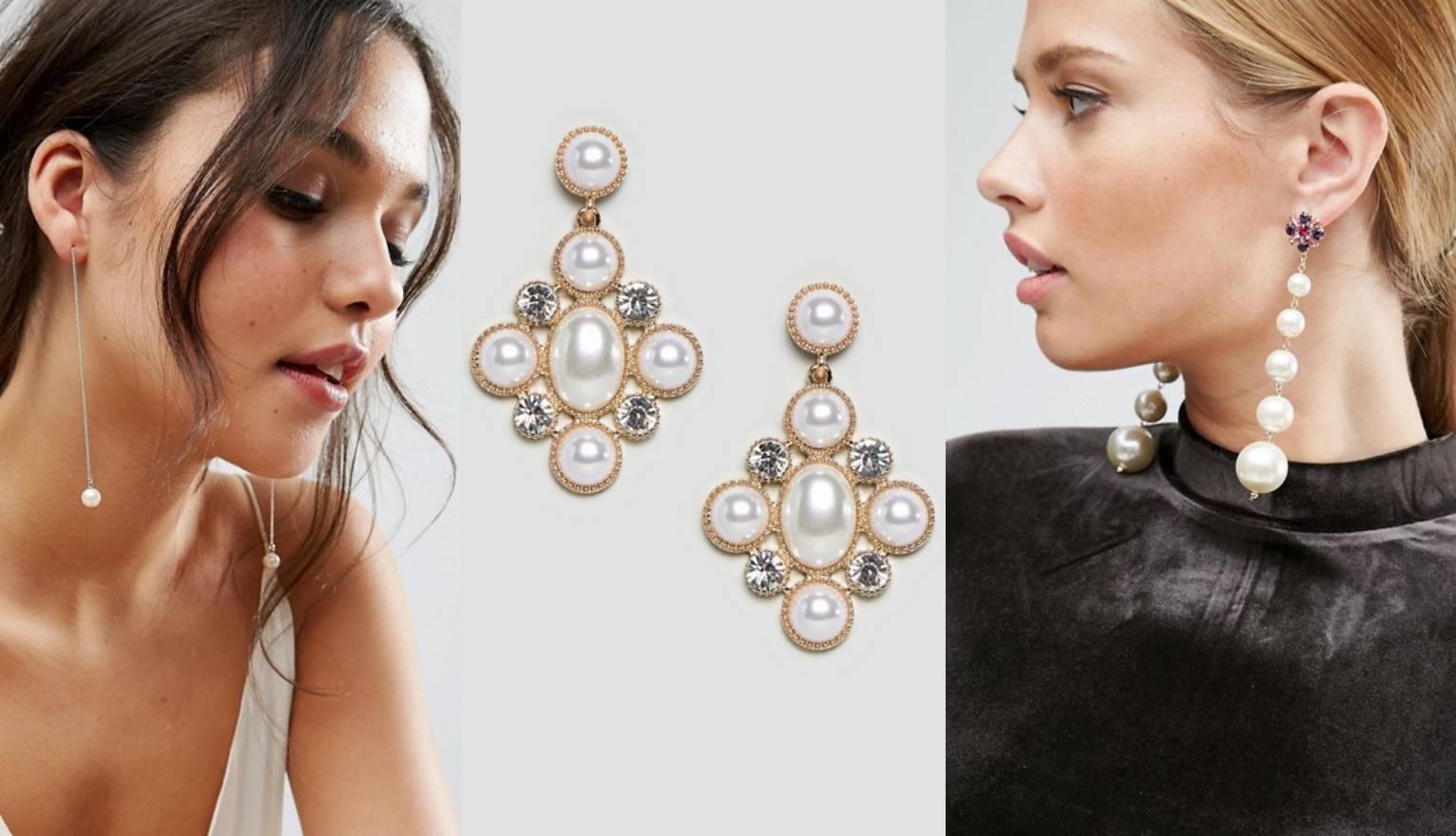 Bijeli biseri: Chic nakit za ljetni party i važne stilske trenutke