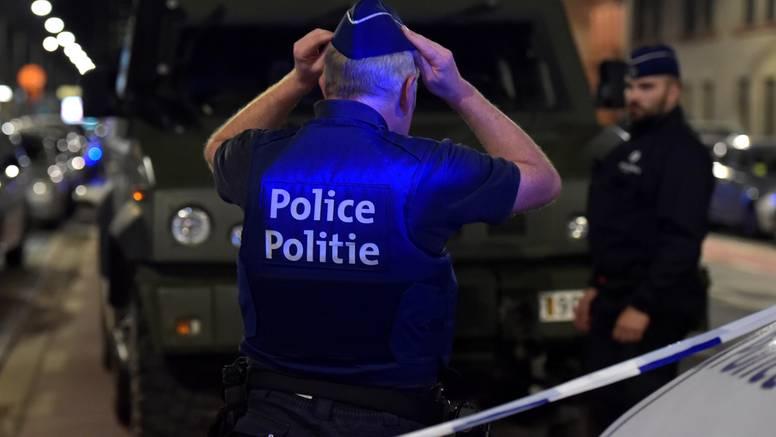 U Bruxellesu novi prosvjedi protiv epidemioloških mjera