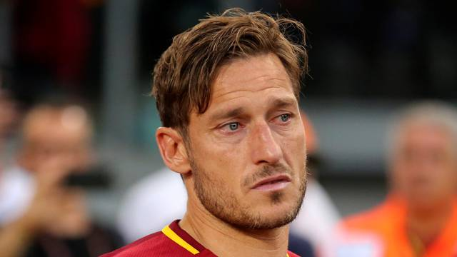 Football Soccer - AS Roma v Genoa - Serie A
