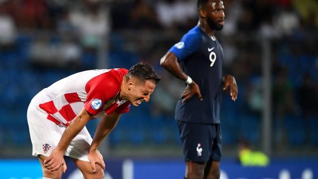 ITA, UEFA U21 EURO 2019, Frankreich vs Kroatien