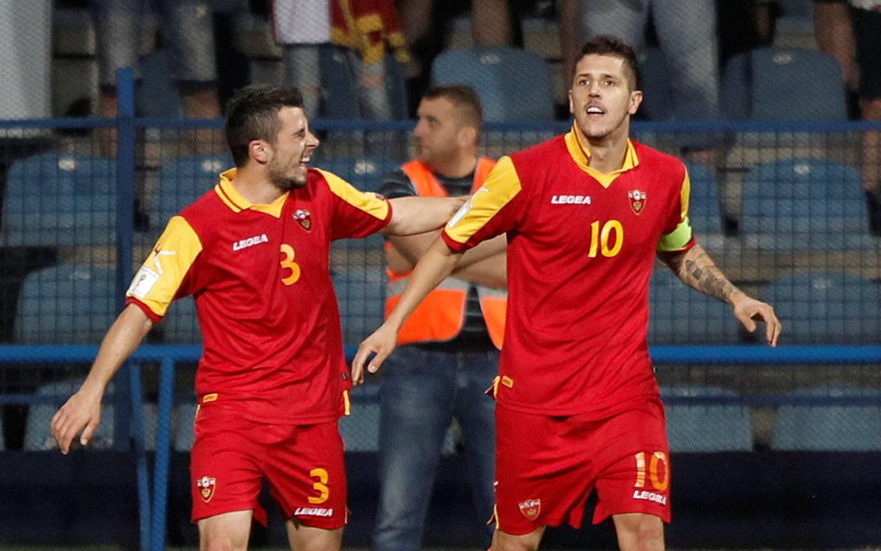 Montenegro v Armenia - 2018 World Cup Qualifying European Zone - Group E