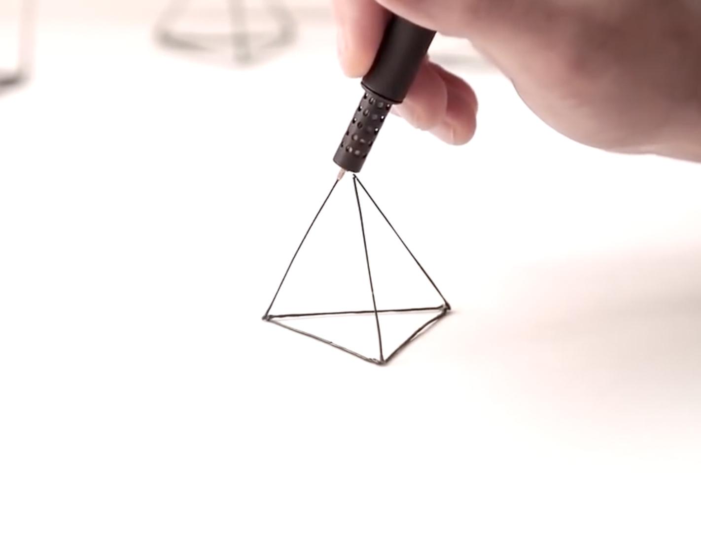 Olovka koja je osvojila svijet: Crta po zraku i ne treba papir