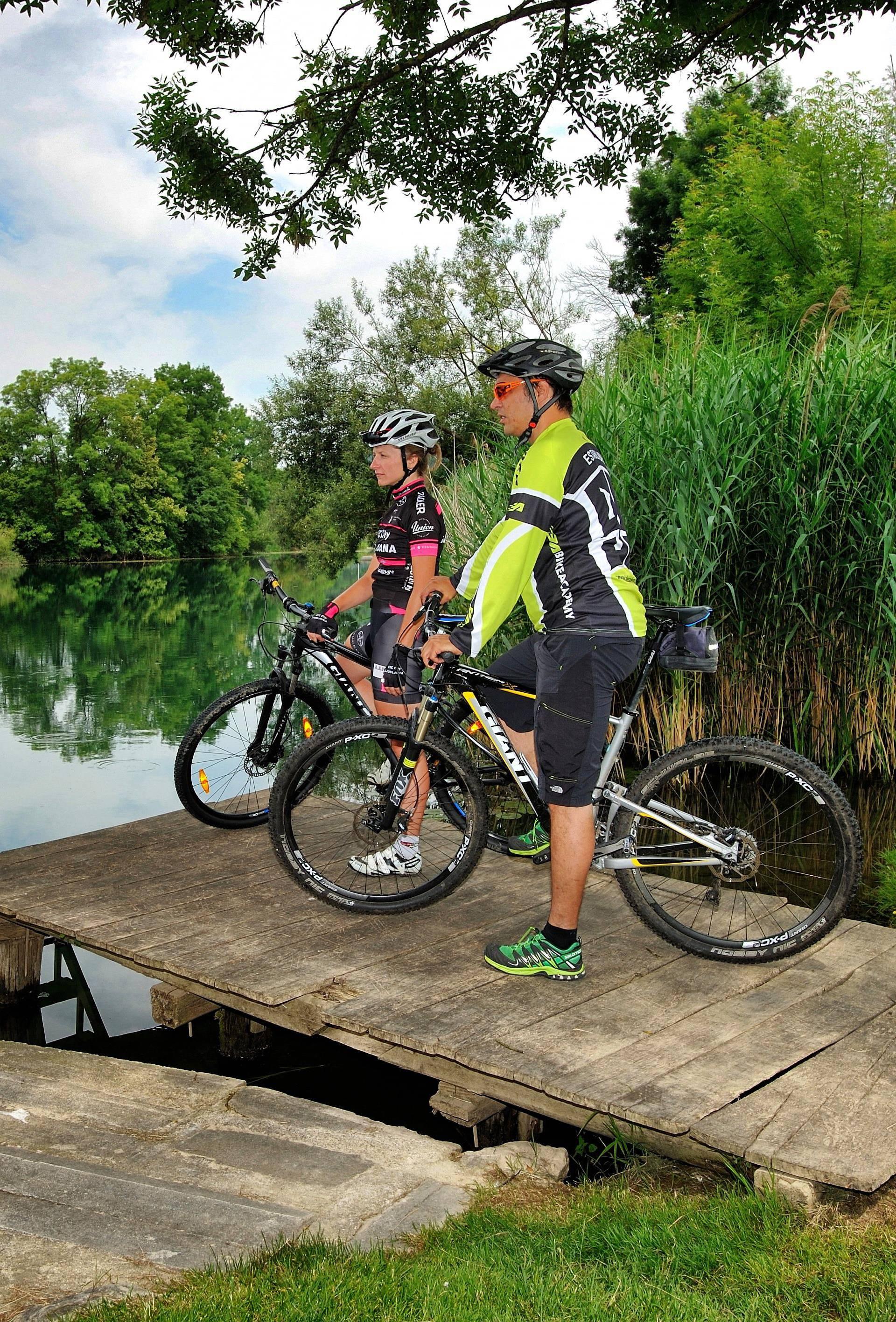 Biciklističke staze kontinenta: Slavonija i središnja Hrvatska