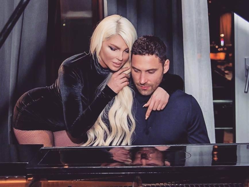 Karleuša je priznala zašto je suprug ne prati na Instagramu
