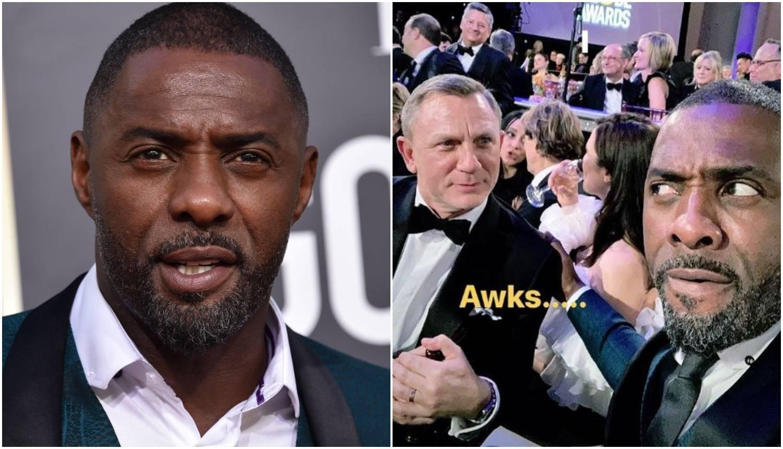 Ipak će biti James Bond? Idris Elba pozirao s 'konkurencijom'