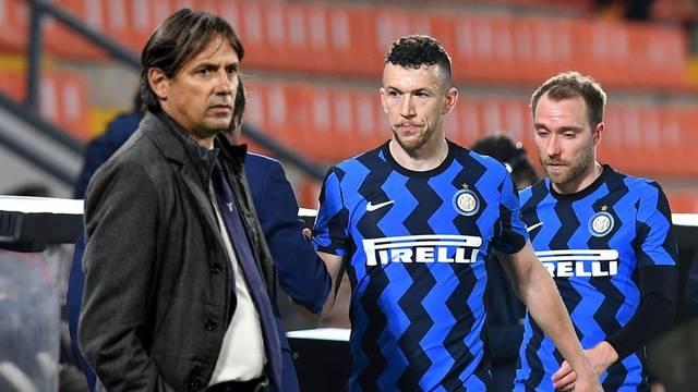 Inzaghi: Budućnost Eriksena u Interu nije poznata, a Perišića ćemo dočekati raširenih ruku!