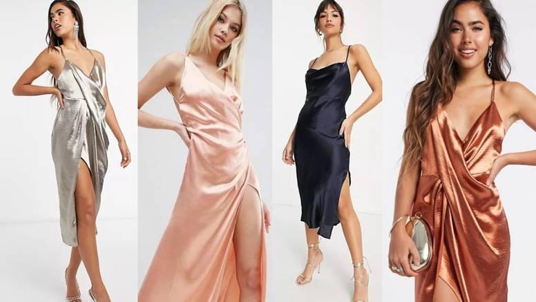 Negliže haljina - predivna  ljetna kreacija u stilu sunčane jeseni