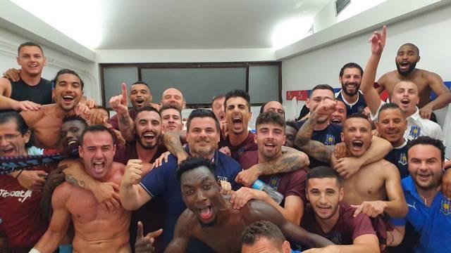 Nogometaši iz Malte u deliriju: Napravili smo povijesni uspjeh