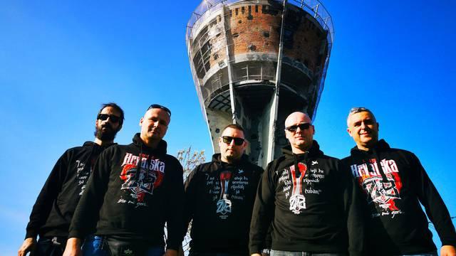 Zaprešić Boys pjesmom 'Moj Vukovar' su odali počast gradu