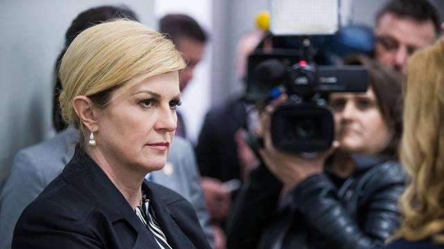 Predsjednica Kolinda Grabar Kitarović posjetila je Centar za autizam u Osijeku