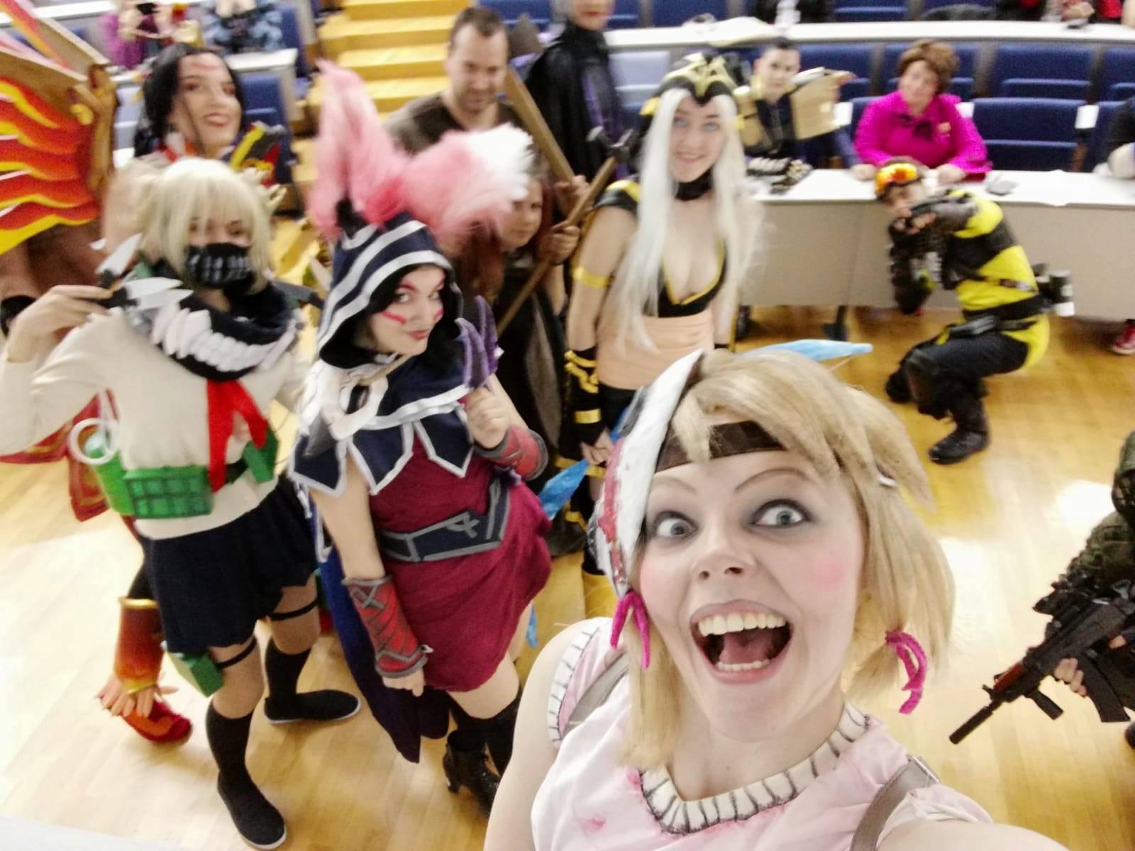 Na FantaSTikonu otkrili koje su igre najbolje za cosplay