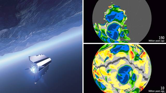 Ispod leda Antarktike otkrili su ostatke izgubljenih kontinenata