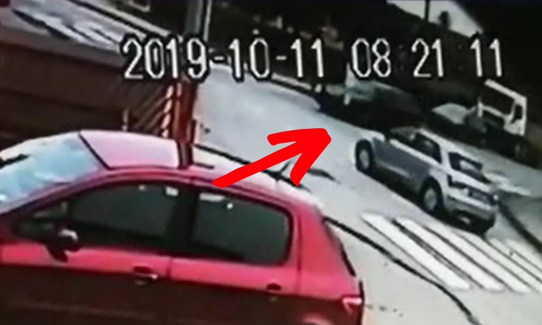 Pogledajte trenutak sudara u Gorici: Ženu odvezli u bolnicu