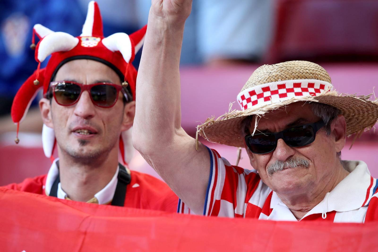 UEFA Europsko prvenstvo 2020, Hrvatska - Španjolska