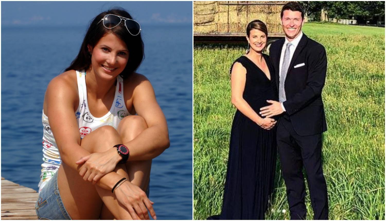 Bivša skijašica Ana Jelušić i suprug Travis čekaju prvu bebu