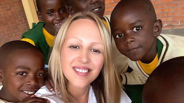 Splićanka u Ruandi: Spavam s gušterima te se radujem  kiši...