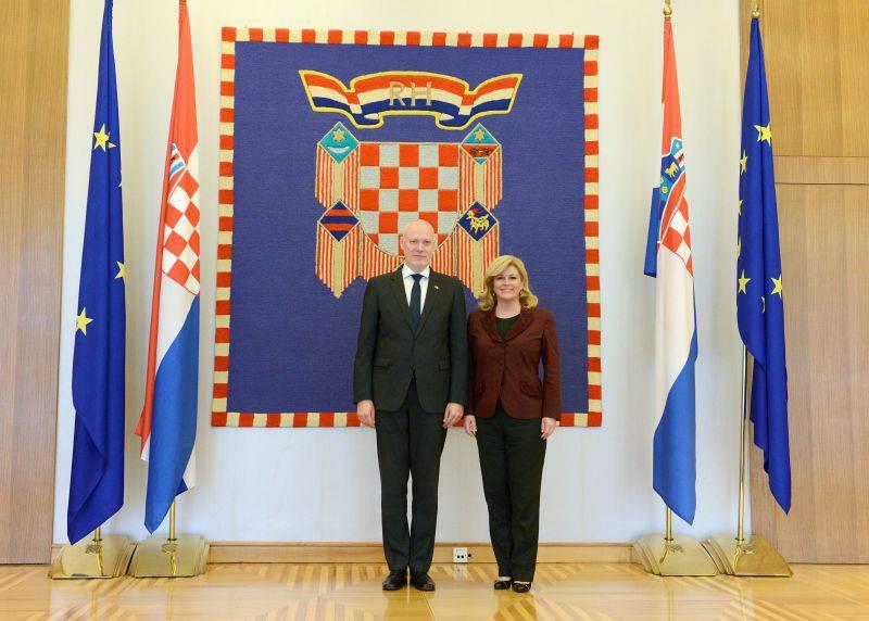 Kolinda se nada brzom micanju žice s granice sa Slovenijom
