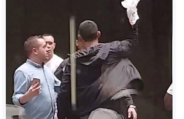 Covington pljuvao sve Brazilce, Werdum ga udario šakom u lice