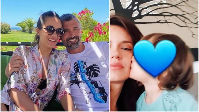 Nives objavila fotku sa sinom Oliverom, javio se i Ivanišević
