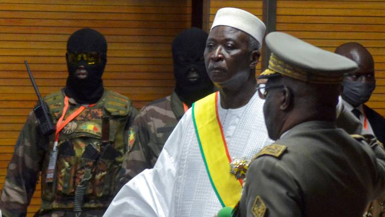 Nakon puča u Maliju iz pritvora pustili predsjednika i premijera