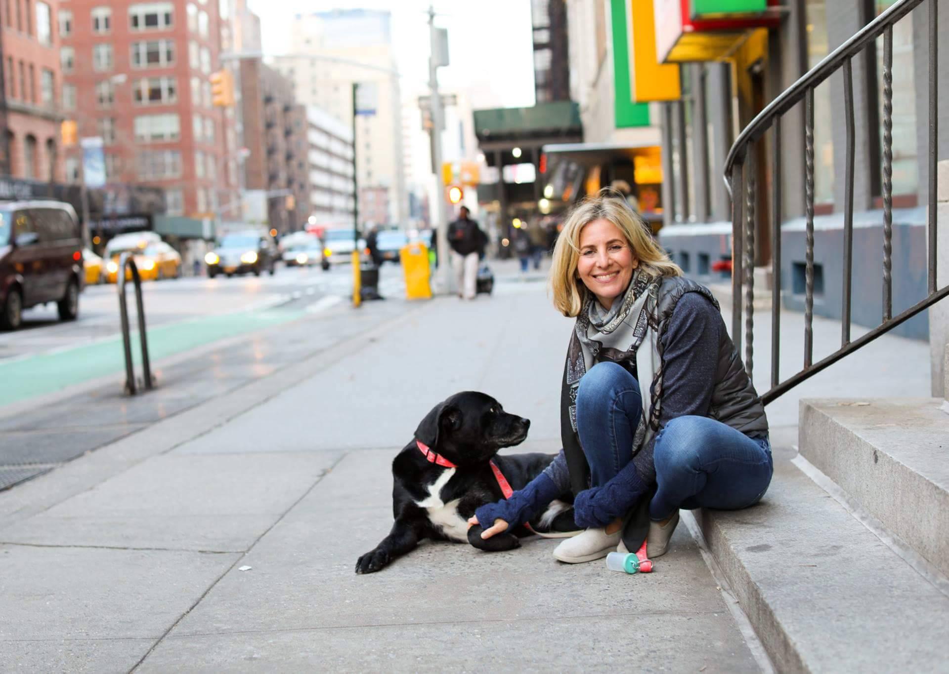 'Napuštena kujica me spasila kada mi je suprug naglo umro'
