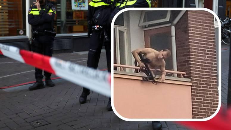 Napadač u Nizozemskoj pucao samostrelom s balkona na ljude i ubio dvoje. Policija ga svladala
