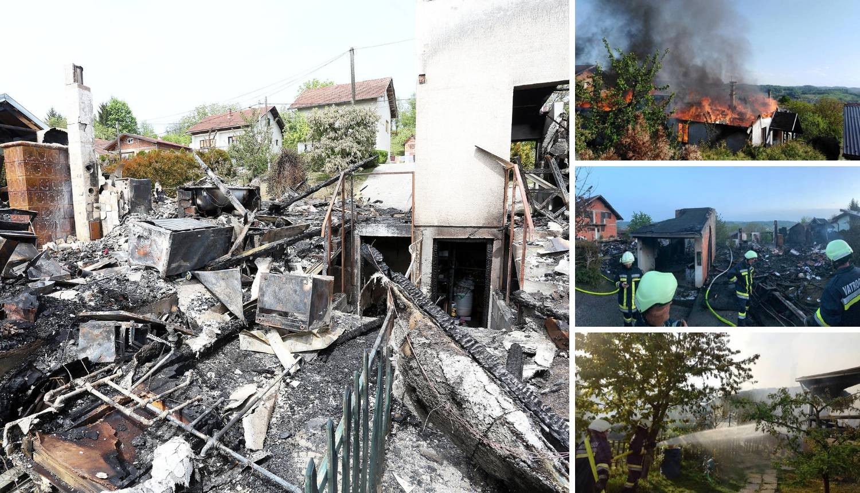 Izgubili sve u požaru: 'Pomoći ćemo im da opet sagrade kuće'
