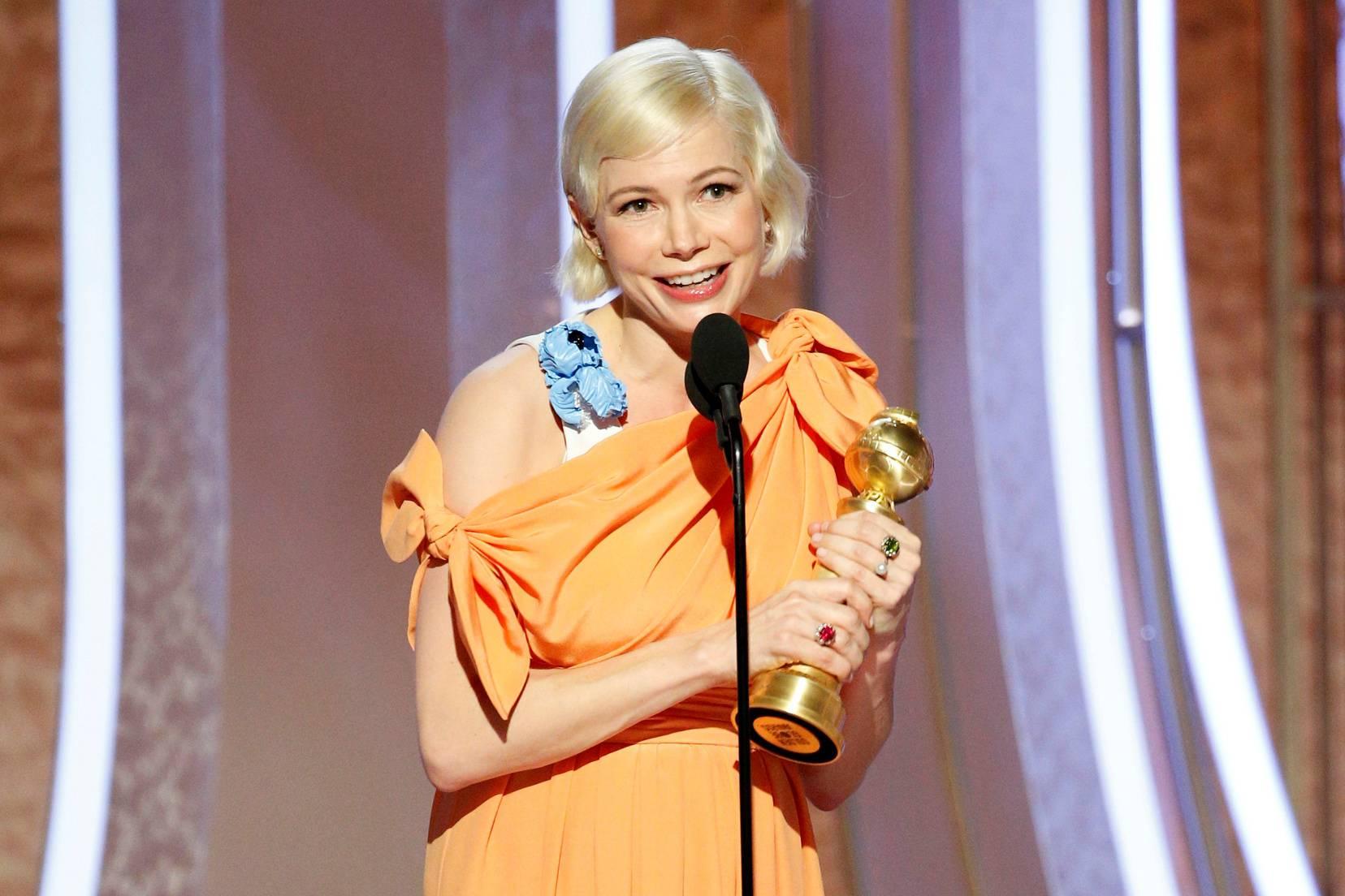 77th Golden Globe Awards - Show - Beverly Hills, California, U.S.