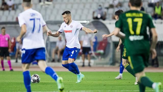 2. kolo Konferencijske lige: Hajduk-Tobol