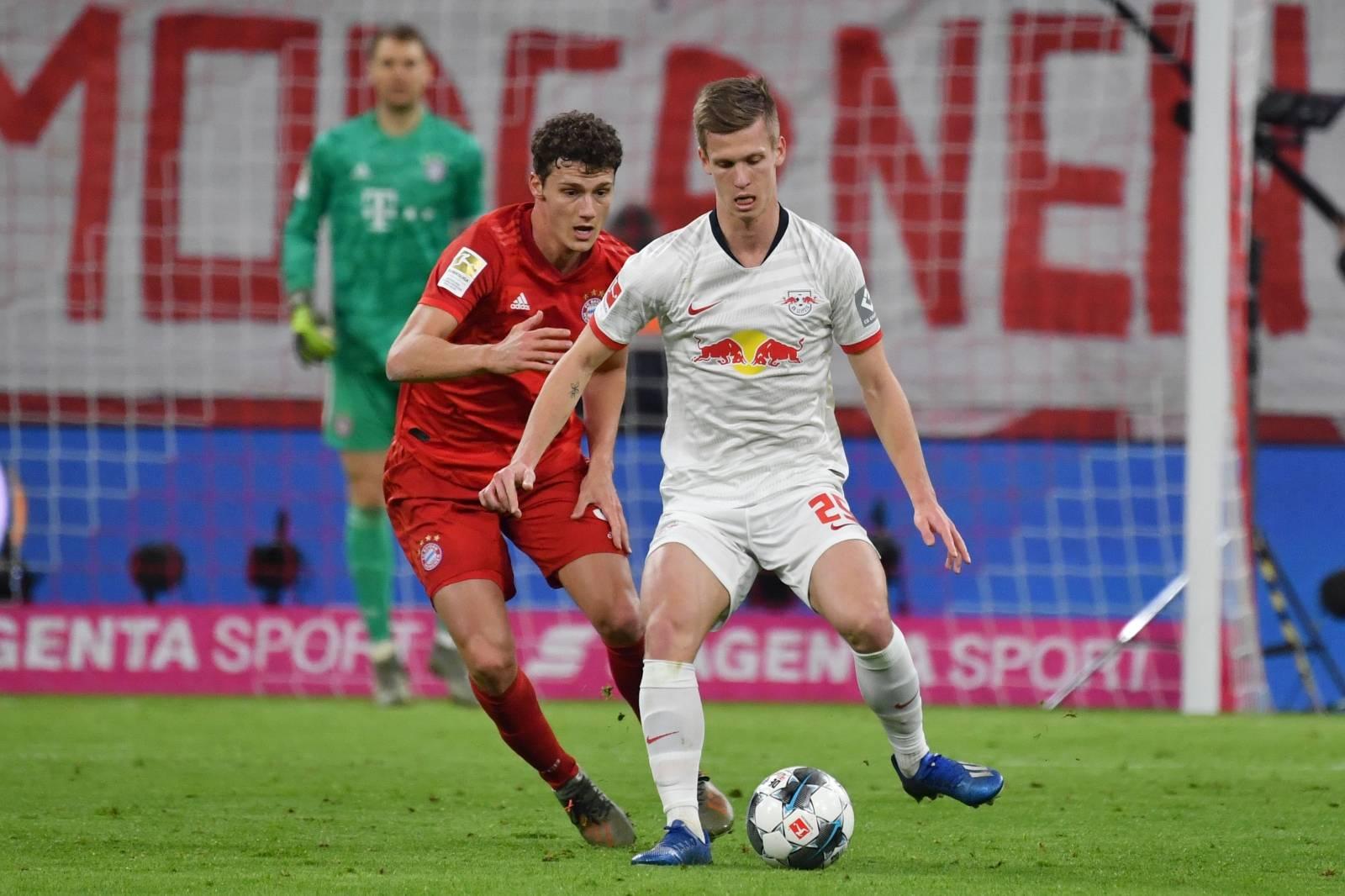 Soccer 1.Bundesliga / FC Bayern Munich - RB Leipzig 0-0.