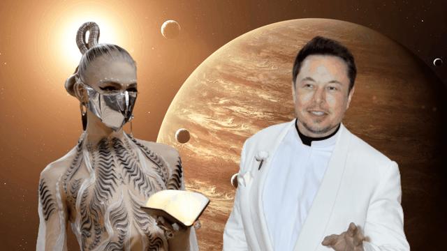 Grimes nakon prekida s Elonom Muskom: Osnovat ću lezbijsku svemirsku komunu, dijelimo sve